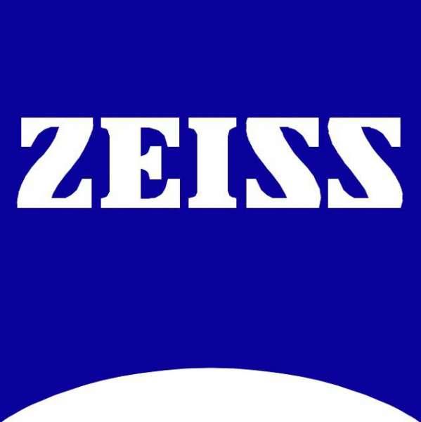 Logo Zeiss : fabricant de verres optiques.